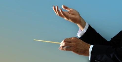 Entdecken Sie den Dirigenten in sich. Jetzt.